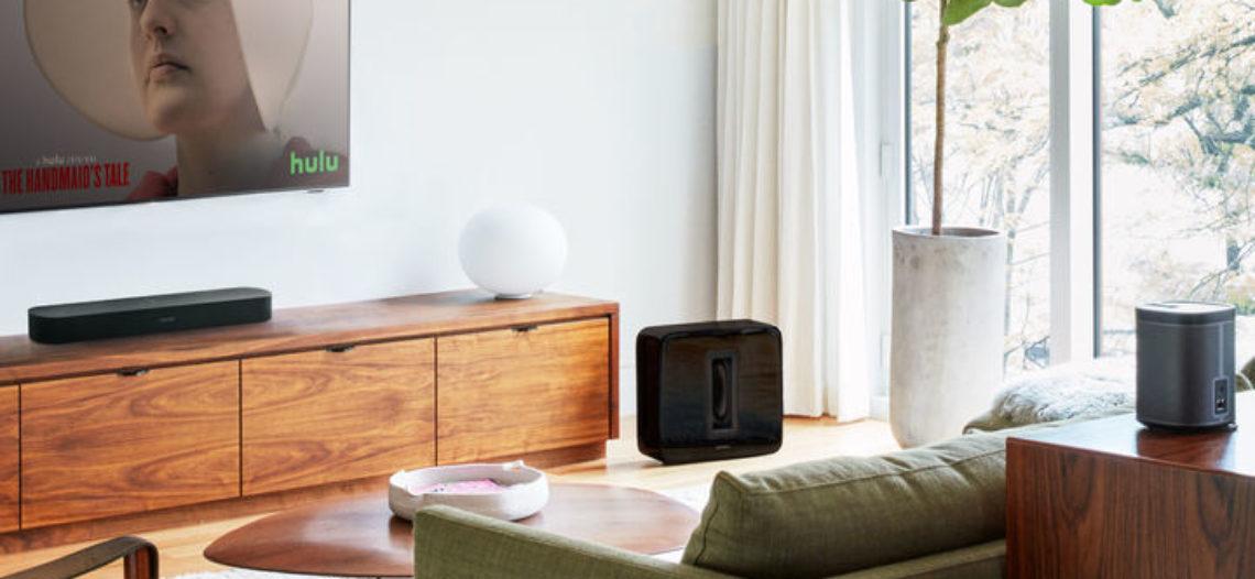 """Sonos annonce la nouvelle enceinte Beam et Alexa sur Sonos en France<span class=""""wtr-time-wrap block after-title""""><span class=""""wtr-time-number"""">5</span> min de lecture pour cet article.</span>"""