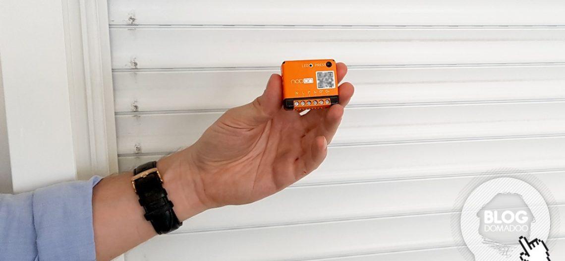 """Notre Veille : Rendez votre store ou volet roulant connecté avec le micromodule Nodon<span class=""""wtr-time-wrap block after-title""""><span class=""""wtr-time-number"""">1</span> min de lecture pour cet article.</span>"""