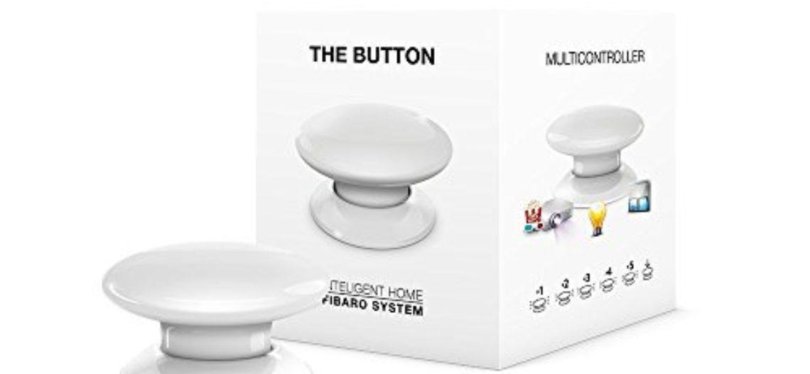 """[Bon Plan Domotique] Fibaro The Button Télécommande sans fil Blanc<span class=""""wtr-time-wrap block after-title""""><span class=""""wtr-time-number"""">1</span> min de lecture pour cet article.</span>"""