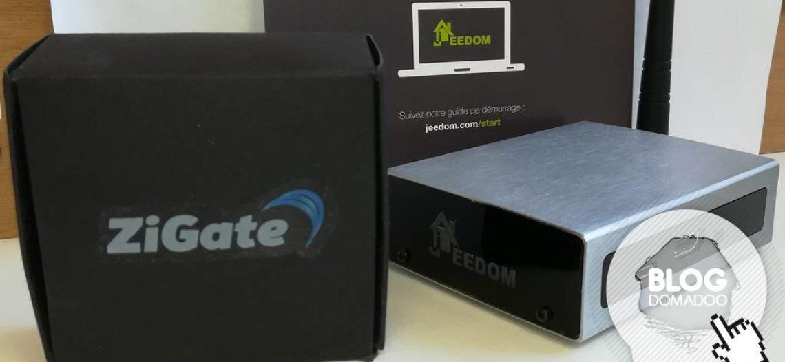 """Notre Veille : Profitez de la technologie Zigbee sur votre box Jeedom grâce à Zigate<span class=""""wtr-time-wrap block after-title""""><span class=""""wtr-time-number"""">1</span> min de lecture pour cet article.</span>"""