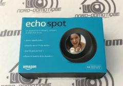 [Test] Echo Spot d'Amazon, la petite boule tactile connectée
