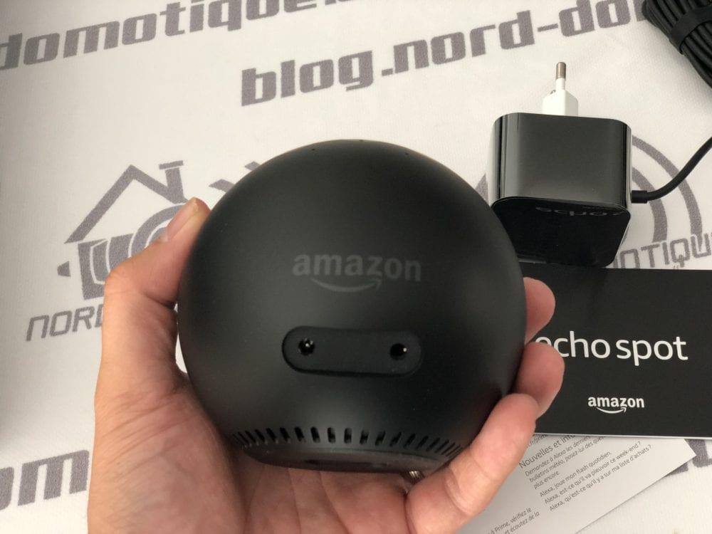 amazon-echo-spot-9518-1000x750 [Test] Echo Spot d'Amazon, la petite boule tactile connectée