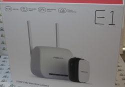 [FOSCAM] Test de la solution de vidéosurveillance Foscam E1