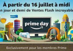 Vite préparez vous pour le Prime Day sur Amazon