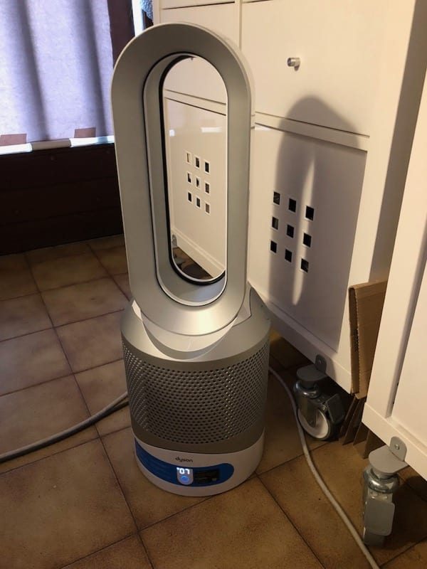 notre veille test du dyson pure hot cool link purificateur d 39 air chauffage ventilateur blog. Black Bedroom Furniture Sets. Home Design Ideas