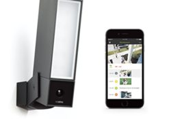 [Bon Plan]!  Caméra de Surveillance Extérieure avec éclairage intégré – Netatmo Presence
