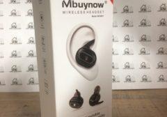 Test des Écouteurs sans-fil Mbuynow 2, des écouteurs à 27 euro.