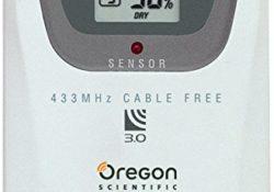 [Bon Plan] Oregon Scientific THGR 810 Détecteur de Température/Humidité
