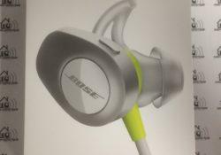 Test des Écouteurs sans fil BOSE SoundSport