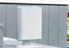 NETGEAR invite le Wi-Fi à l'extérieur grâce à son nouveau satellite Orbi Outdoor