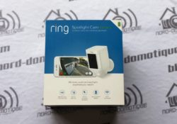 [Test] Ring spotlight Battery, la nouvelle caméra Ring sur batterie.