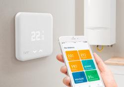 Nouveaux Thermostats Intelligents tado° V3+ pour un air plus sain et plus de confort