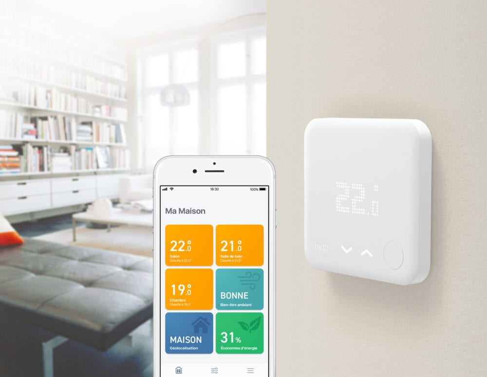 tado-thermostat-intelligent-lifestyle-2-1000x774 Nouveaux Thermostats Intelligents tado° V3+ pour un air plus sain et plus de confort