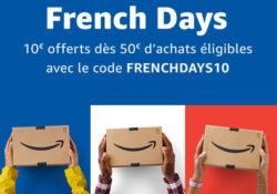 Les bons plans French Days