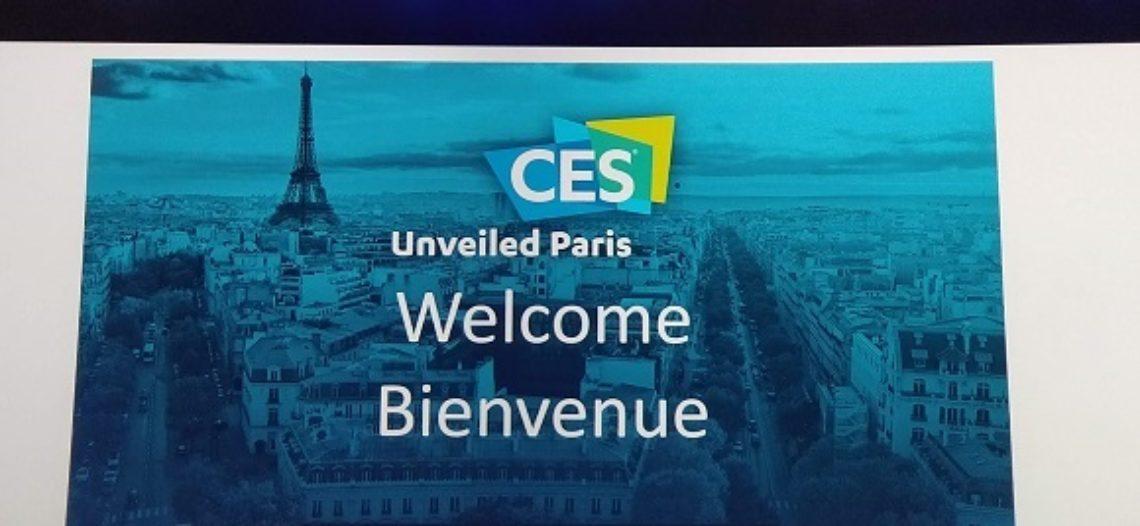 """Notre Veille : Retour sur le CES Unveiled Paris 2018 et les lauréats des Innovation Awards<span class=""""wtr-time-wrap block after-title""""><span class=""""wtr-time-number"""">1</span> min de lecture pour cet article.</span>"""