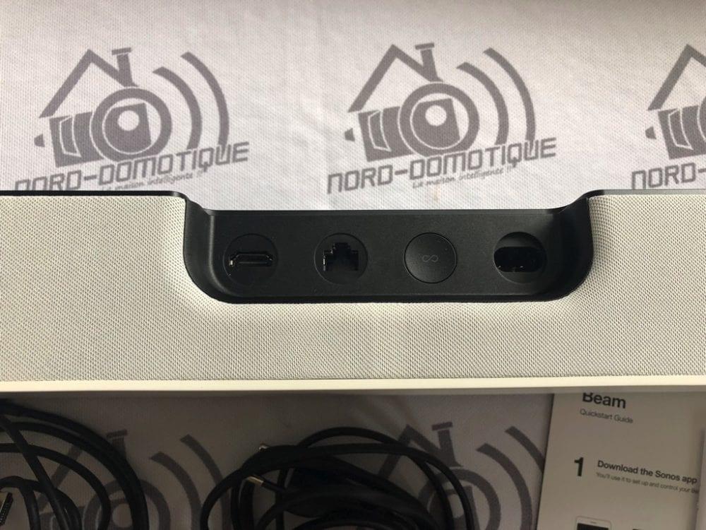 sonos-beam-0364-1000x750 [Test] Sonos Beam, la nouvelle barre de son compacte qui envoie du lourd
