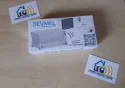 Test de la solution domotique Airsend de chez Devmel