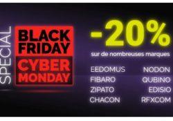 Le Black Friday est ouvert chez Domadoo !