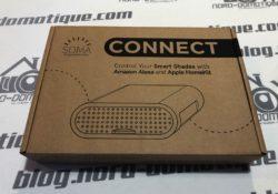 Soma Connect pour connecter le Smart Shades à Internet !