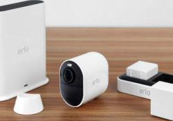 Arlo annonce Arlo Ultra, un système de caméra de sécurité sans fil 4K HDR révolutionnaire