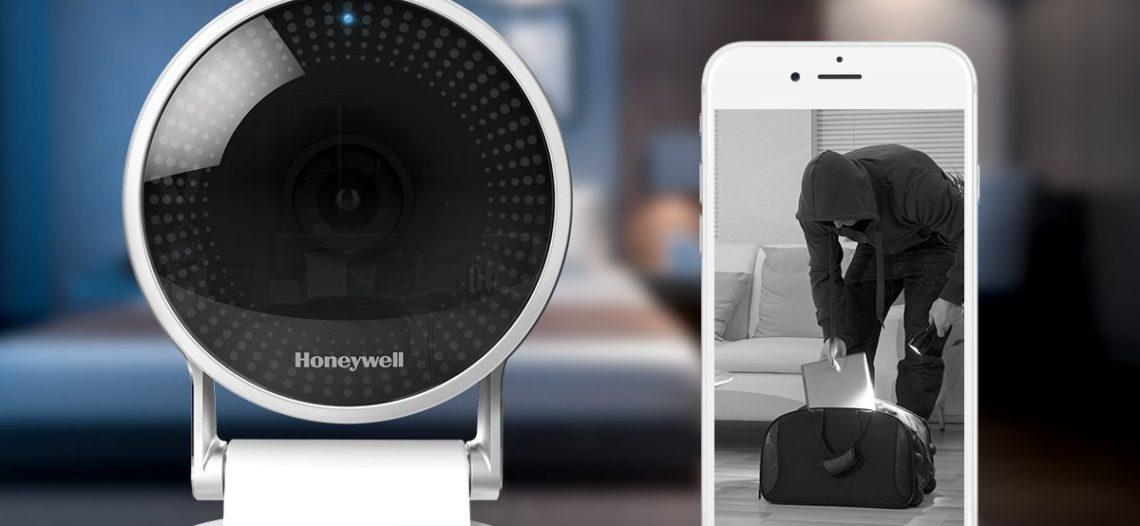 """Notre Veille : Honeywell C2: test d'une caméra «intelligente»<span class=""""wtr-time-wrap block after-title""""><span class=""""wtr-time-number"""">1</span> min de lecture pour cet article.</span>"""