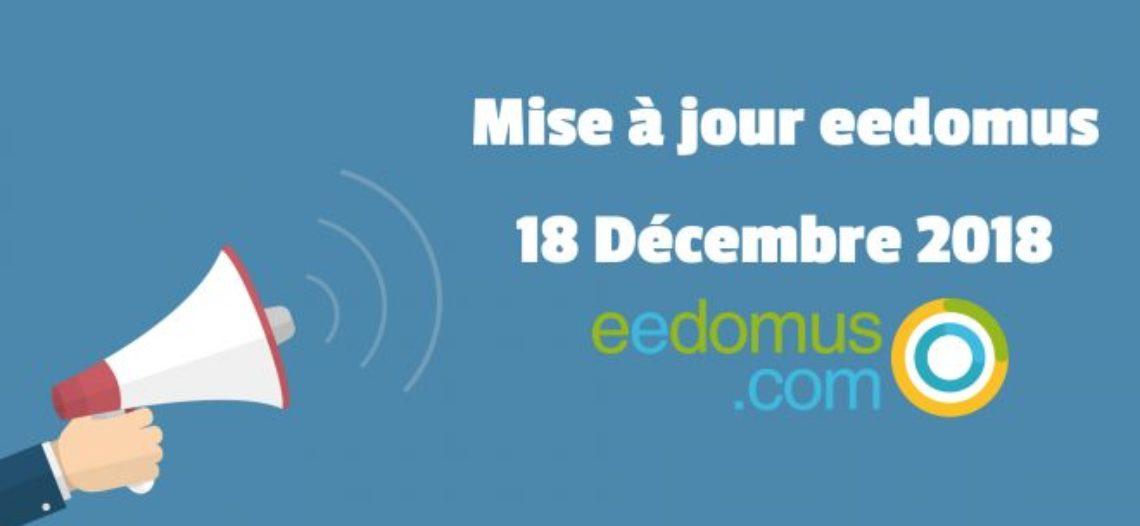 """Notre Veille : Mise à jour eedomus du 18 Décembre 2018 : Thermostat Qivivo !<span class=""""wtr-time-wrap block after-title""""><span class=""""wtr-time-number"""">1</span> min de lecture pour cet article.</span>"""
