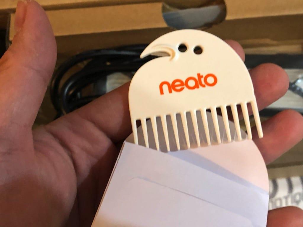 neato-d6-1191 Présentation et test du Robot aspirateur D6 de chez Neato Botvac