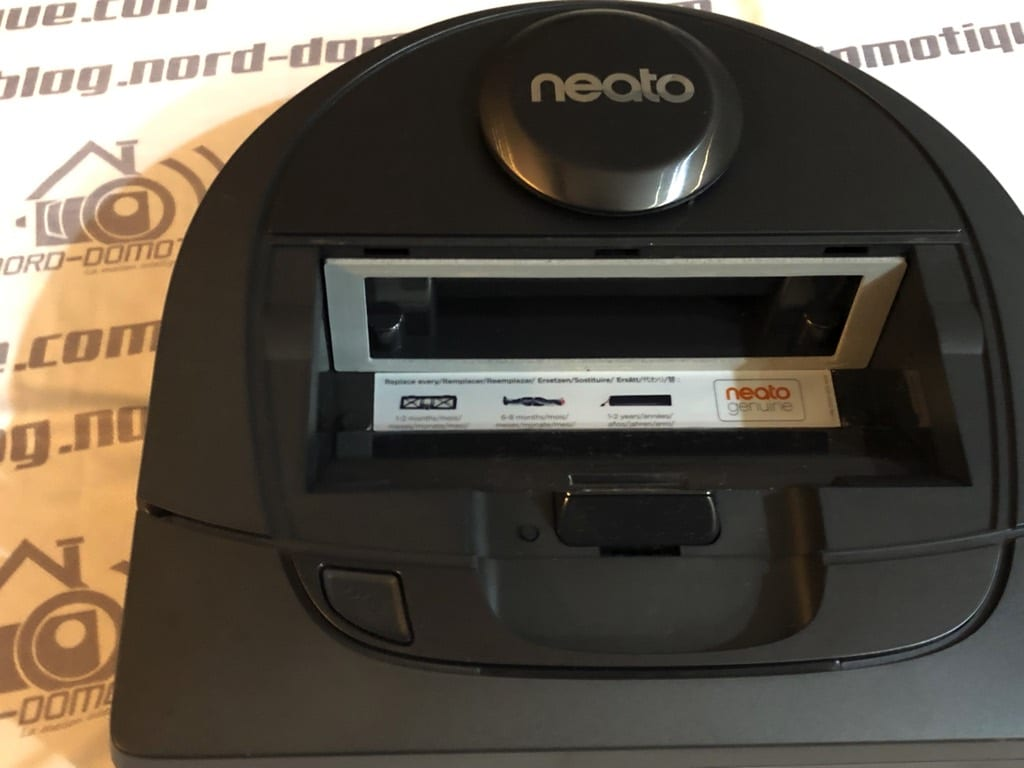 neato-d6-1197 Présentation et test du Robot aspirateur D6 de chez Neato Botvac