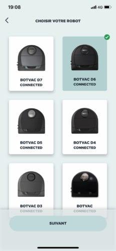 neato-d6-1204-231x500 Présentation et test du Robot aspirateur D6 de chez Neato Botvac