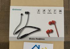 Alfawise – Test des écouteurs Alfawise W1 Écouteurs Bluetooth de Sport