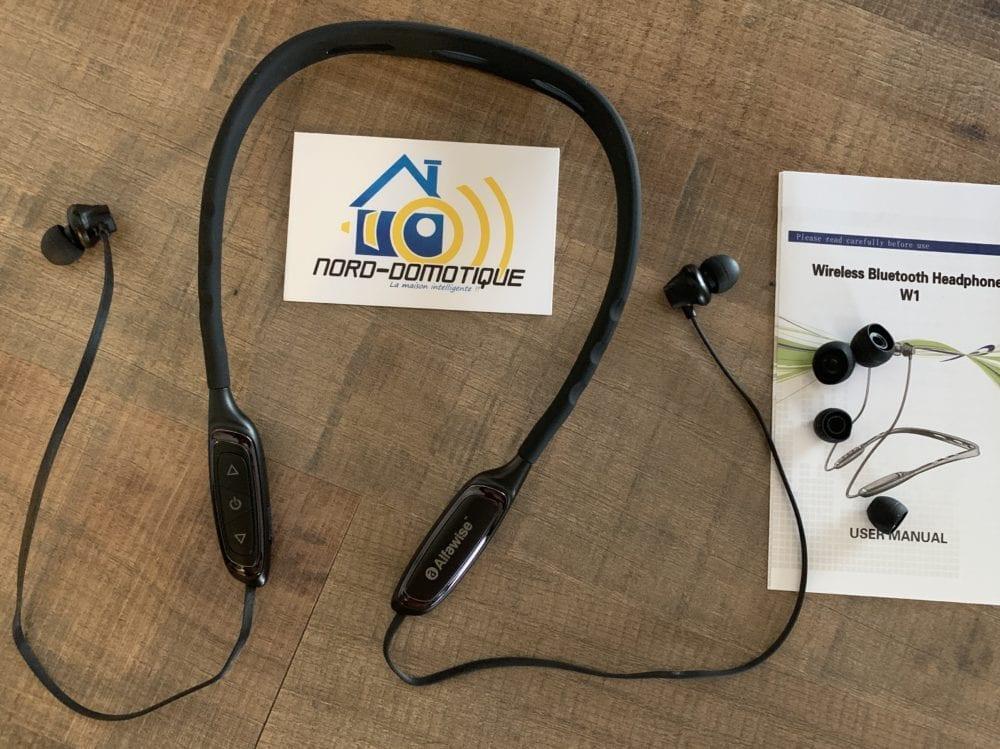 alfawise-w1-6-1000x749 Alfawise - Test des écouteurs Alfawise W1 Écouteurs Bluetooth de Sport