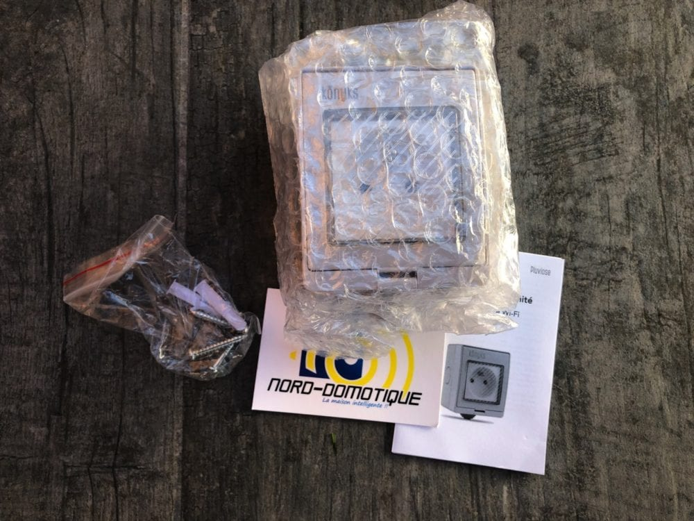 img-7640konyks-1000x750 ## Test de la prise extérieure wi-fi Pluviose de chez Konyks