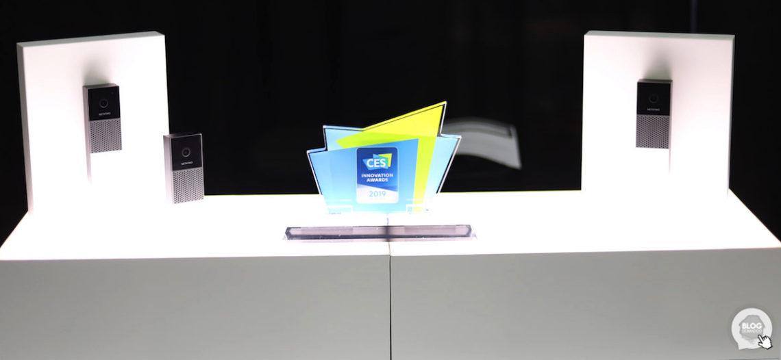 """Notre Veille : #CES2019: Netatmo dévoile sa sonnette vidéo intelligente<span class=""""wtr-time-wrap block after-title""""><span class=""""wtr-time-number"""">1</span> min de lecture pour cet article.</span>"""