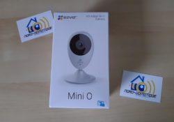 Test de la caméra Mini O de chez Ezviz et intégration avec Jeedom