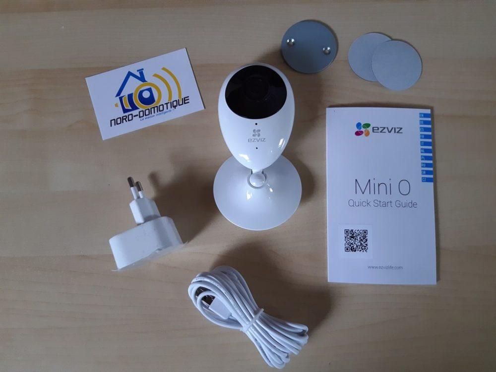 2-deballagemini-o-1000x750 Test de la caméra Mini O de chez Ezviz et intégration avec Jeedom