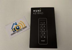 Ajouter le Keypad à votre serrure Nuki 2.0