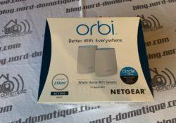 Présentation et test de la solution Orbi Ac2200 pour une couverture Wi-Fi au top !
