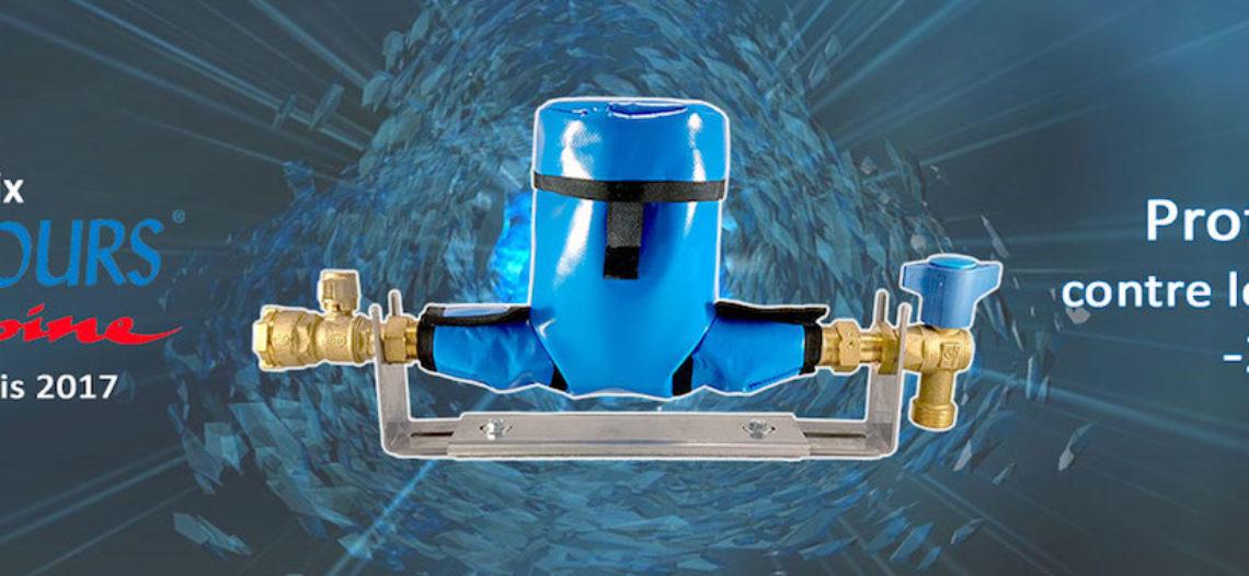"""Notre Veille : Protecto: pensez à protéger votre compteur d'eau du gel !<span class=""""wtr-time-wrap block after-title""""><span class=""""wtr-time-number"""">1</span> min de lecture pour cet article.</span>"""