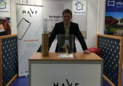 HAVR signe un contrat avec l'entreprise Thirard pour la distribution de sa serrure connectée Li-Fi « BrightLock »