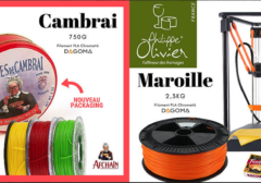 Dagoma lance sa gamme de filaments «Senteurs du terroir»