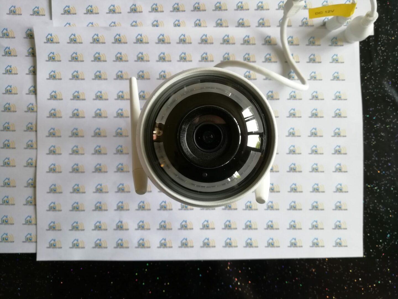 03 Ezviz C3W, test de la caméra extérieure