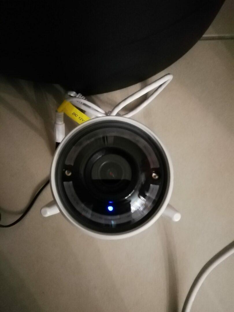 10-b Ezviz C3W, test de la caméra extérieure