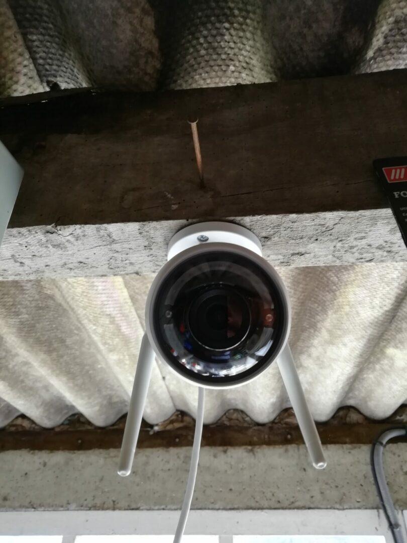 14 Ezviz C3W, test de la caméra extérieure