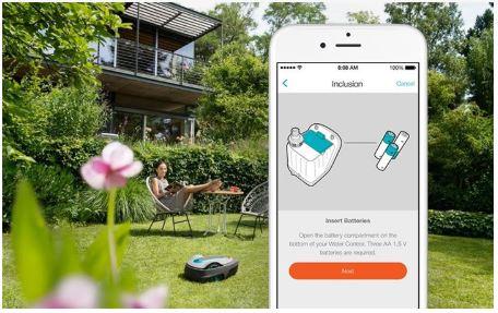 01 Gardena innove avec sa gamme Smart System pour le jardin de demain
