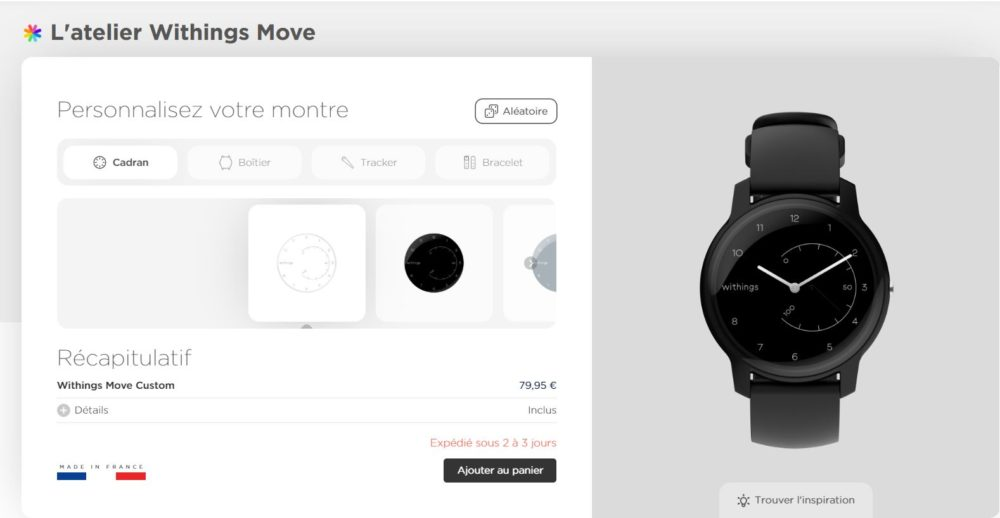 move-1000x518 Test de la montre Withings Move la montre connectée 100% personnalisable