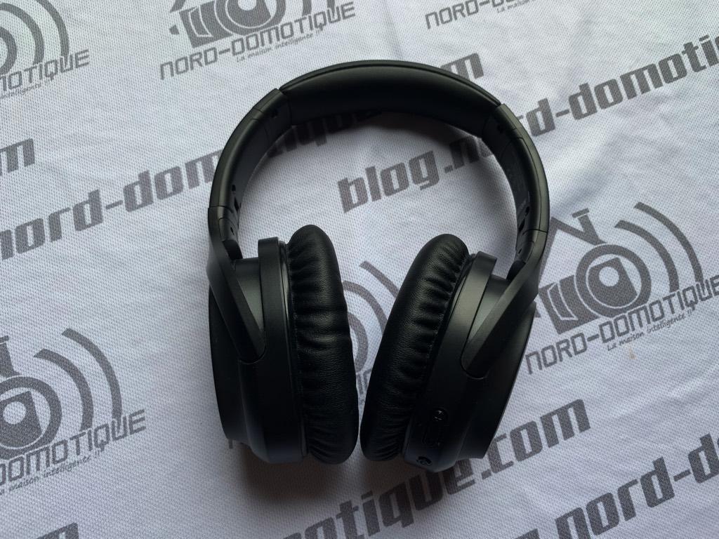 TaoTronics BH60 Test du casque Bluetooth