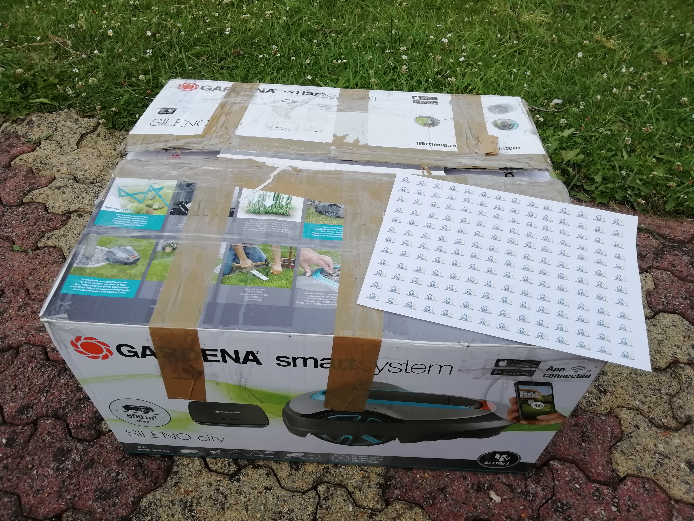05 Gardena – Présentation du robot tondeuse connecté Smart Sileno City 500