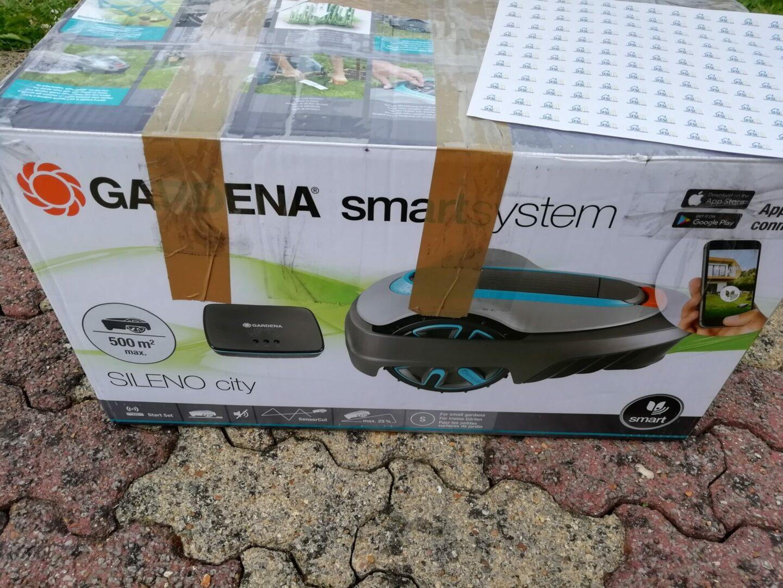 06 Gardena – Présentation du robot tondeuse connecté Smart Sileno City 500