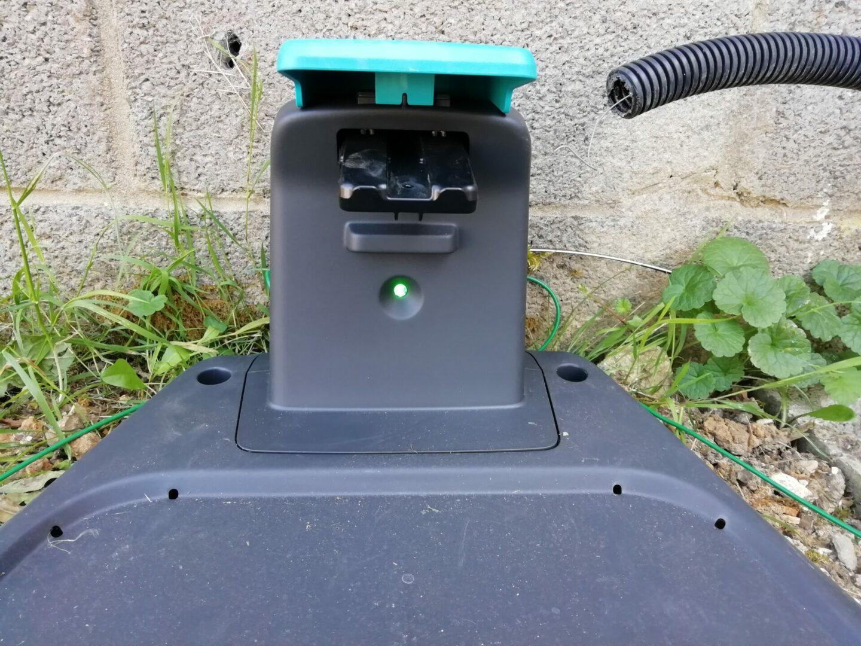 16-1 Gardena – Installation du robot tondeuse Smart Sileno City 500