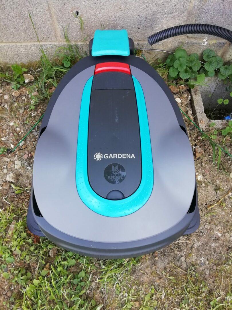 17-1 Gardena – Installation du robot tondeuse Smart Sileno City 500
